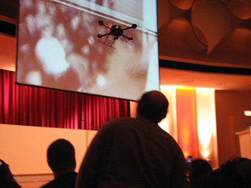 23c3: Drone flying